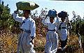 Kvinner bærer alt på hodet (1952) (16005040915).jpg