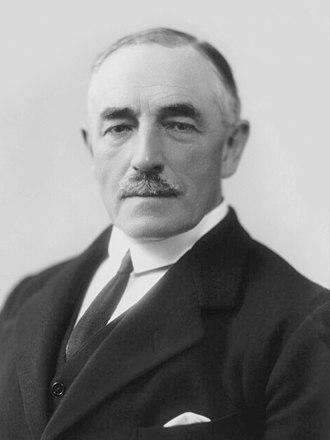 Kynaston Studd - Studd in 1923