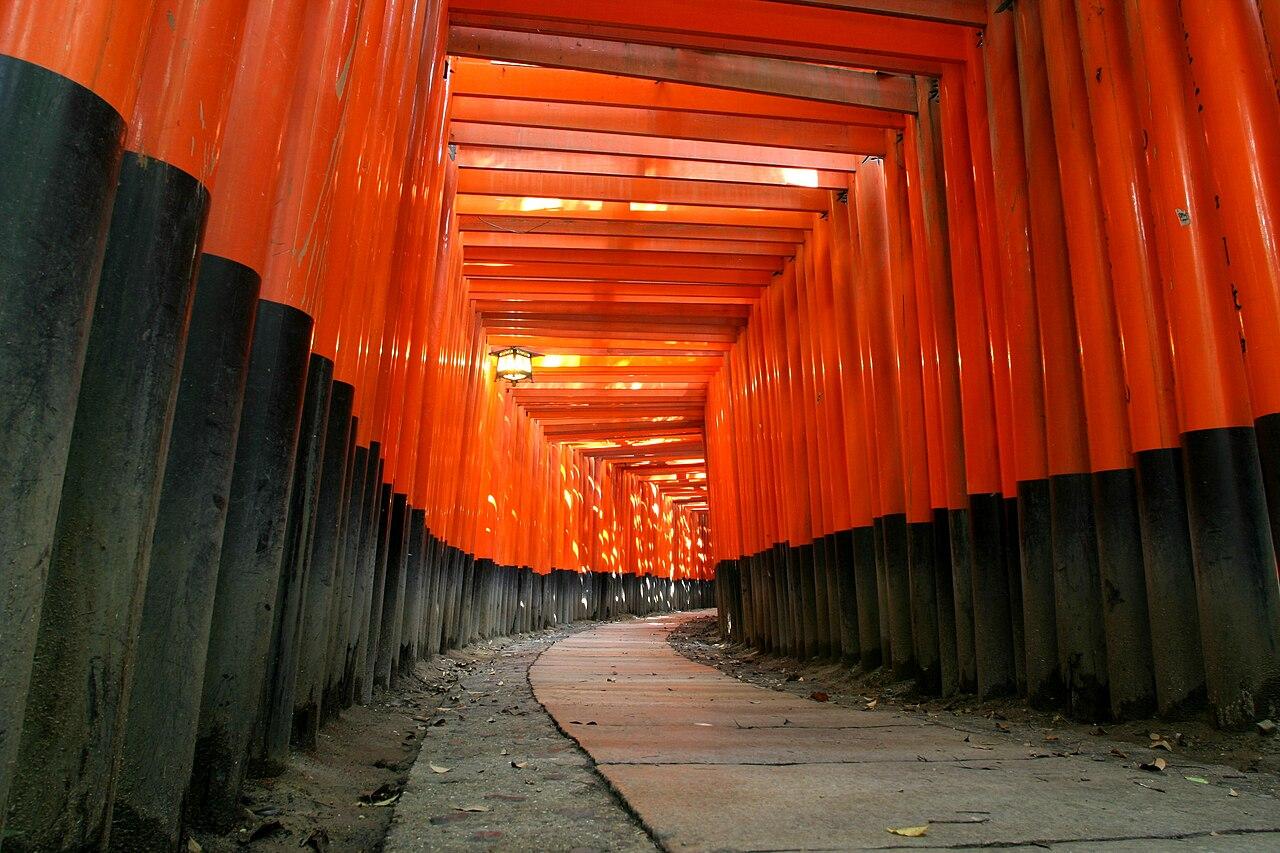 Fushimi Inari-taisha di Kyoto