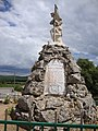 La Boissière (Hérault, Fr) monument aux morts.JPG