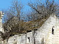 La Tour-Blanche Jovelle château chapelle toit.JPG
