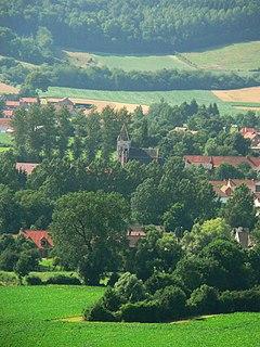 La Comté Commune in Hauts-de-France, France