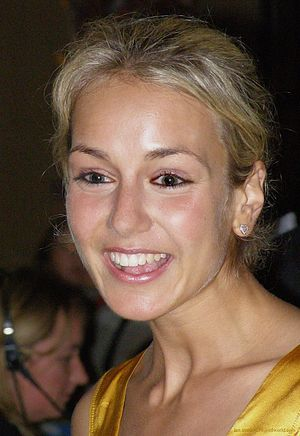 Lady Isabella Hervey - Lady Isabella at a film premiere in 2007