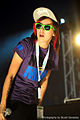Lady Sovereign @ Wellington Square (27 9 2009) (3987060496).jpg