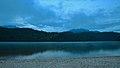 Lago di Levico prima dell'alba.jpg