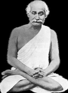 Indian yogi and guru