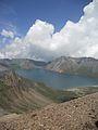 Laika ac Mt. Paekdu Crater Lake (6900225489).jpg