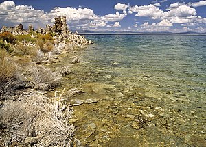 Mono County, California - Mono Lake Tufa State Reserve