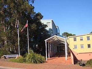 Lane Cove Council - Lane Cove council office