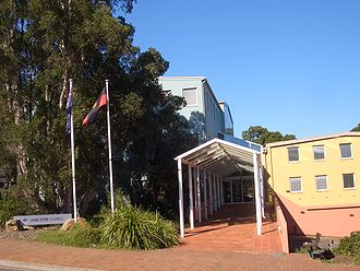 Lane Cove - Lane Cove Town Hall