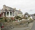 Large houses facing Porth Moelfre - geograph.org.uk - 753158.jpg