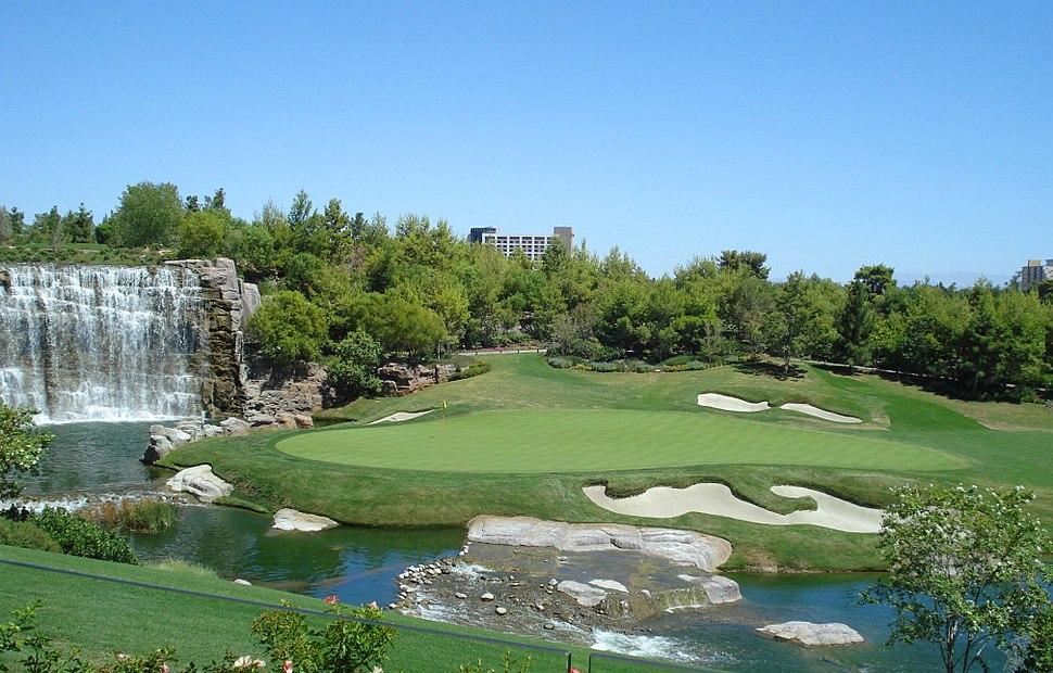 Las Vegas, NV (The Wynn, golf)
