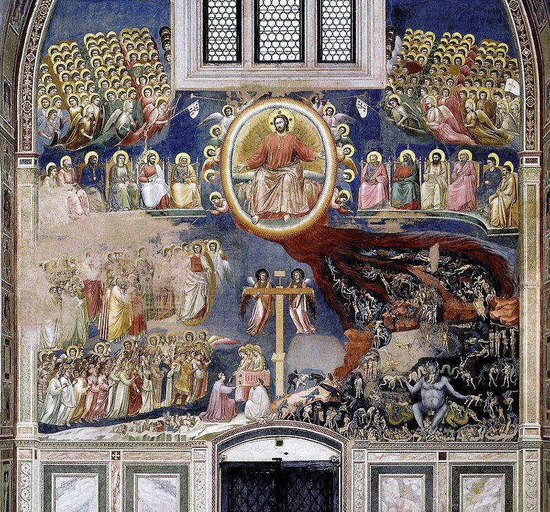 https://upload.wikimedia.org/wikipedia/commons/thumb/1/16/Last-judgment-scrovegni-chapel-giotto-1306.jpg/800px-Last-judgment-scrovegni-chapel-giotto-1306.jpg