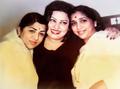Lata Mangeshkar, Asha Bhosle and Noor Jehan.png