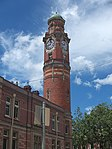 Launceston Post Office clock tower 20171117-002.jpg