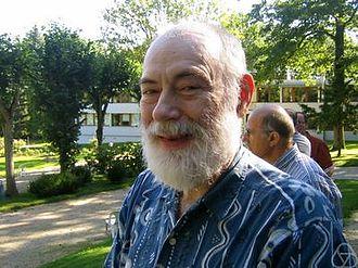 Laurent C. Siebenmann - Laurent Siebenmann at the IHÉS, 2007