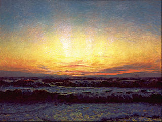 painting by Laurits Tuxen