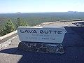 Lava Butte sign.JPG