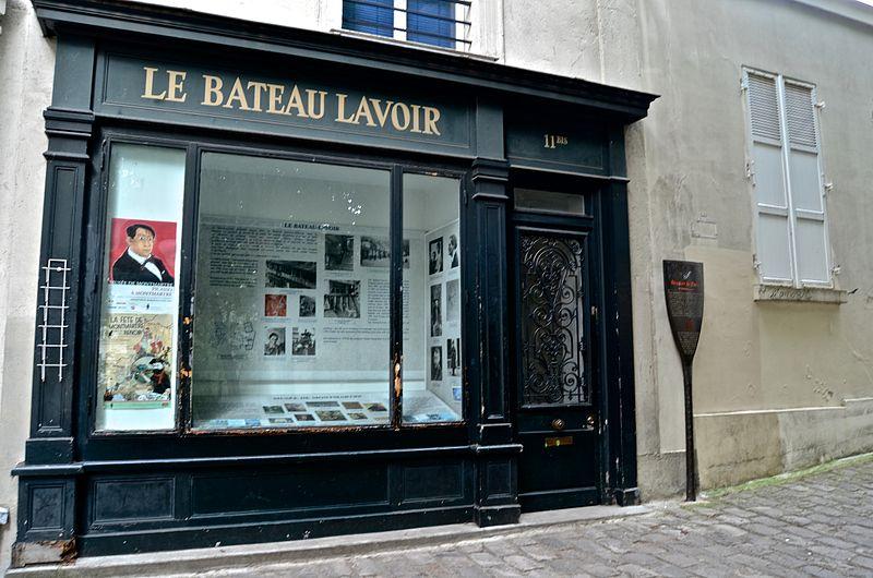 Fil: Le Bateau Lavoir 1, Paris 20 maj 2014.jpg