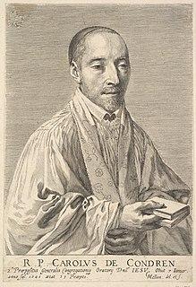 Charles de Condren French theologian
