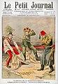 Le Petit Journal Balkan Crisis (1908).jpg