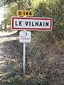 Le Villhain-FR-03-panneau d'agglomération-01.jpg