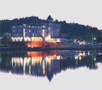 Moissac - Hotel le Moulin de Moissac, in operation since 1474.