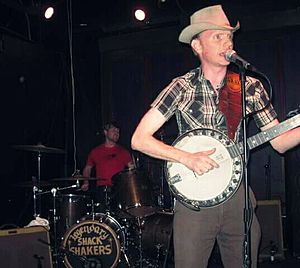 Legendary Shack Shakers - Legendary Shack Shakers in Lexington, Kentucky 2010