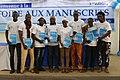 Les participants au mois de la contribution francophone au Mali .jpg