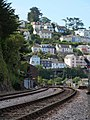 Level crossing, Kingswear - geograph.org.uk - 1368034.jpg