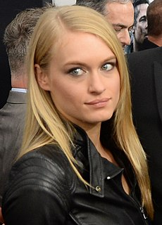 Leven Rambin American actress