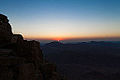 Lever de soleil Mont Sinaï Egypte - Sunrise Mount Sinai Egypt - Photo image picture (12859772904).jpg