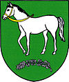 Coat of arms of Lhotsko