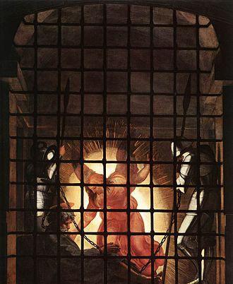 Deliverance of Saint Peter - Image: Liberazione di san pietro 03