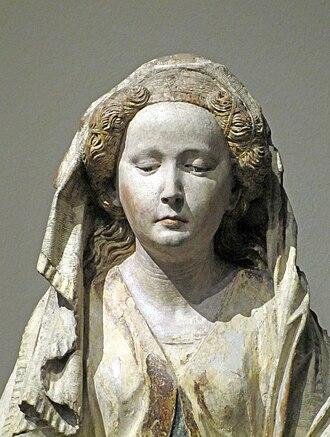 Liebieghaus - St Mary Magdalene, Hans Multscher