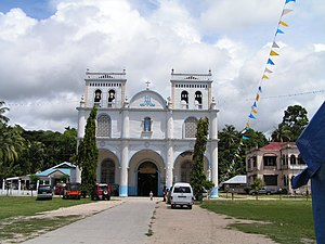 Lila, Bohol - Image: Lilachurch