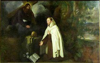 la Vision de saint Jean de la Croix