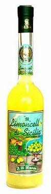 Лимончелло (Limoncello) - популярный итальянский лимонный ликёр.