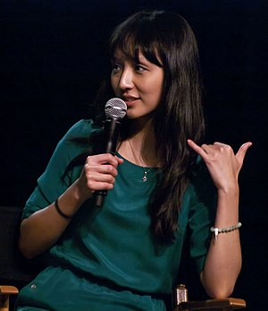 Linda Park - Park at 2009 Las Vegas Star Trek Convention