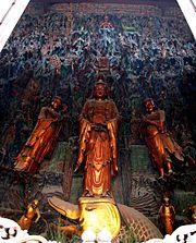 Lingyin temple 10