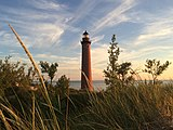 Little Sable Lighthouse at Sunset.jpg