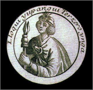 third Sapa Inca of the Kingdom of Cuzco