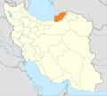 Locator map Iran Golestan Province.png
