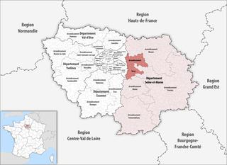 Arrondissement of Torcy Arrondissement in Île-de-France, France