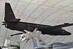 Lockheed U-2C '66692' and SA-2 missile (39205482045).jpg