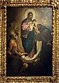 Lodovico Carracci, Madonna col Bambino fra i santi Girolamo e Francesco (1590 circa).jpg