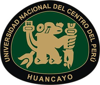 National University of the Center of Peru - Image: Logo escudo UNCP