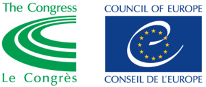 Logo of the Congress of Local and Regional Authorities of the Council of Europe.png