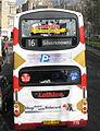 Lothian Buses bus 775 Volvo B7TL Wrightbus Eclipse Gemini SN56 ADO Harlequin livery.jpg