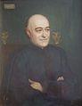 Louis Duchesne (1843-1922), toile du comte Napoleone Parisani, collection Marie-Anne Miniac..JPG